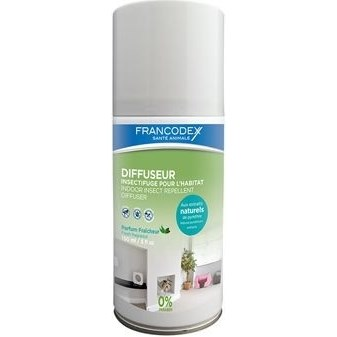 Difuzér Francodex repelentní indoor Fresh 150 ml