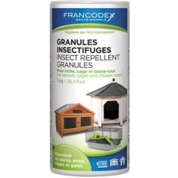 Granule Francodex repelentní in+out 1 kg
