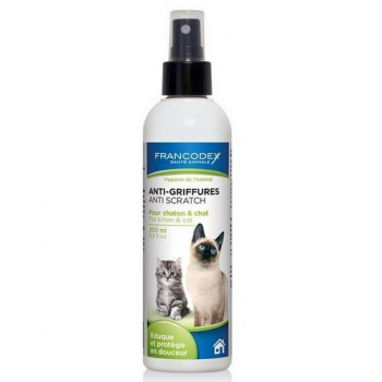 Sprej Francodex proti škrábání kočka, kotě 200 ml