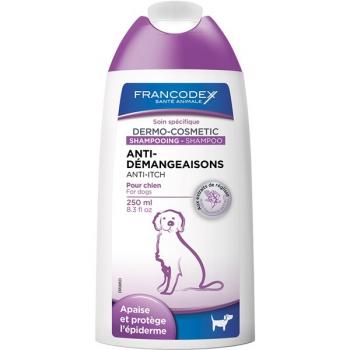 Šampon Francodex proti svědění pes 250 ml