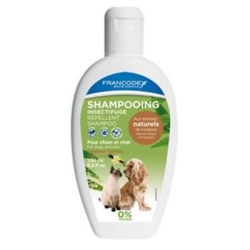 Šampon Francodex repelentní Vanilla pes, kočka 250 ml