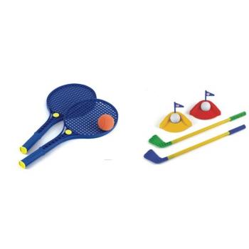 Golfová a tenisová sada FRABAR plast