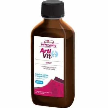 Sirup Vitar Artivit Sirup 200 ml