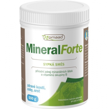 Prášek Vitar Mineral Forte 500g