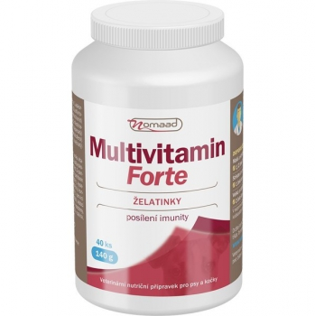 Želé Vitar Vitamin Forte 40ks