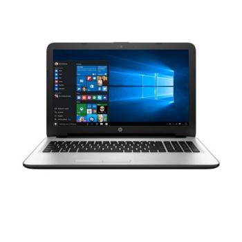 Notebook HP 15-af114nc stříbrný/bílý