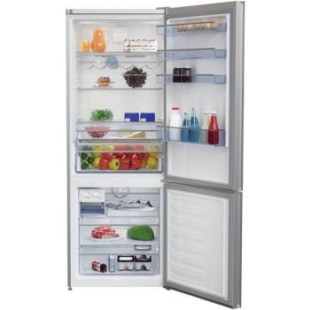 Chladnička s mrazničkou Beko CNE 520 EE0ZGB černá