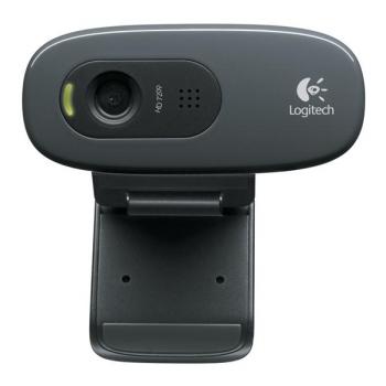 Webkamera Logitech HD Webcam C270 černá