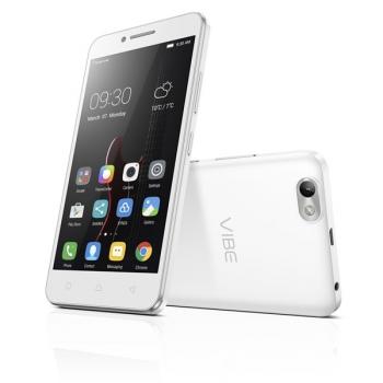 Mobilní telefon Lenovo VIBE C bílý + dárky