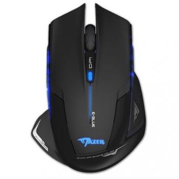 Myš E-Blue Mazer-R Wireless (/ optická / 6 tlačítek / 2500dpi)