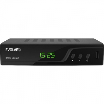 Set-top box Evolveo Omega T2 černý