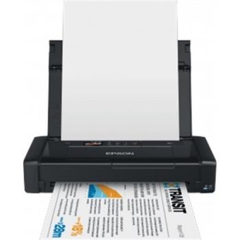 Tiskárna inkoustová Epson WF-100W černá