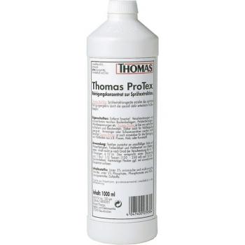 Příslušenství k vysavačům Thomas Protex - čistící koncentrát pro čištění koberců a čalounění , 1 l
