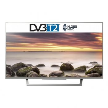Televize Sony KDL-32WD757 stříbrná