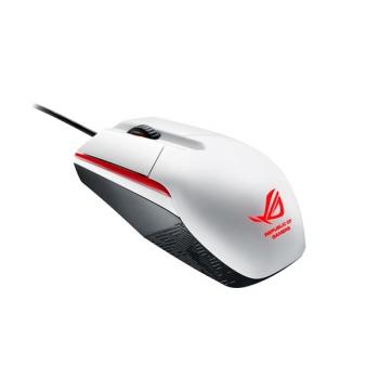 Myš Asus ROG Sica bílá (/ optická / 3 tlačítka / 5000dpi)
