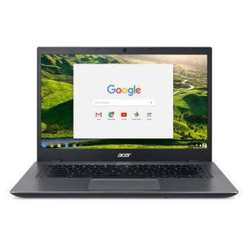 Notebook Acer Chromebook 14 (CP5-471-C2SU) černý + dárky