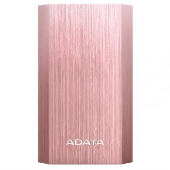 Powerbank ADATA A10050 10050mAh růžová
