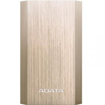 Powerbank ADATA A10050 10050mAh zlatá