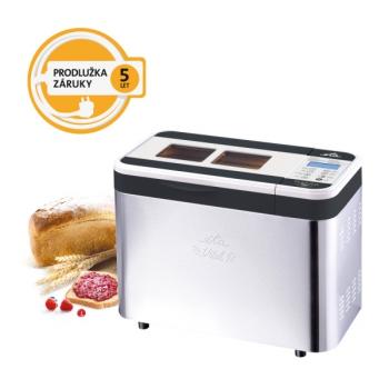Domácí pekárna ETA Duplica Vital Plus 2147 90020 šedá/nerez