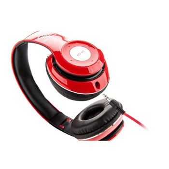 Sluchátka GoGEN HBTM 41RR červená