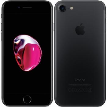 Mobilní telefon Apple iPhone 7 32 GB - Black + dárek