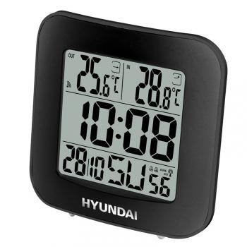 Meteorologická stanice Hyundai WS 7236 černá