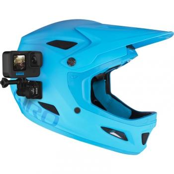 Držák GoPro Helmet Front + Side Mount