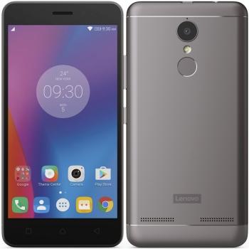 Mobilní telefon Lenovo K6 Dual SIM šedý + dárky