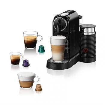 Espresso DeLonghi Nespresso CitiZ&Milk EN267.BAE černé + dárek