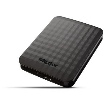 """Externí pevný disk 2,5"""" Maxtor M3 Portable 1TB černý"""