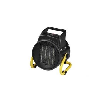 Teplovzdušný ventilátor Clatronic HL 3651 černý/žlutý