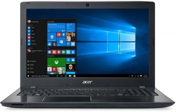 Notebook Acer Aspire E15 (E5-575-57UP) černý