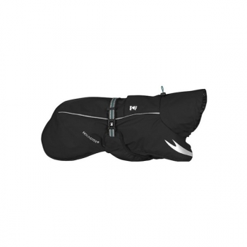 Obleček Hurtta Outdoors Torrent coat 40 cm černý