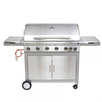 Gril zahradní plynový G21 Mexico BBQ Premium Line, 7 hořáků