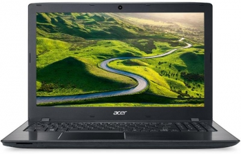 Notebook Acer Aspire E15 (E5-575G-57DL) černý