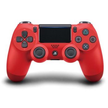Gamepad Sony Dual Shock 4 pro PS4 v2 červený