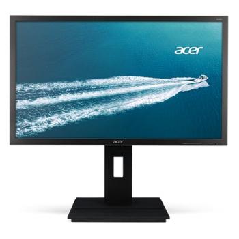 Monitor Acer B246HYLAymidr černý