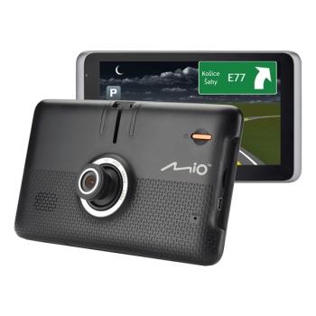 Navigační systém GPS Mio MiVue Drive 65LM s kamerou, mapy EU (44) Lifetime černá
