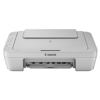 Tiskárna multifunkční Canon PIXMA MG3052 šedá (A4, 8str./min, 4str./min, 4800 x 600, duplex, WF, USB) + dárek