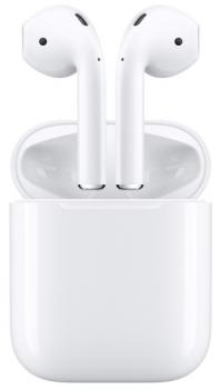 Sluchátka Apple AirPods bílá