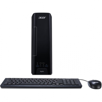 PC mini Acer Aspire AXC-730 černý