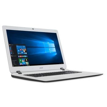 Notebook Acer Aspire ES17 (ES1-732-C4KF) černý/bílý + dárky