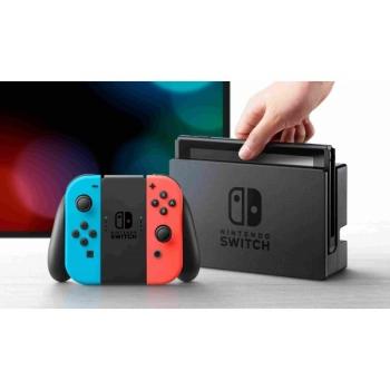 Herní konzole Nintendo Switch s Joy-Con - modro/ červená červená/modrá