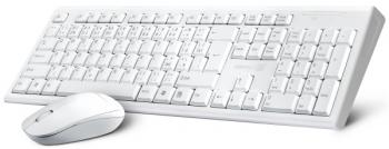Klávesnice s myší Connect IT CI-1118, CZ/SK bílá