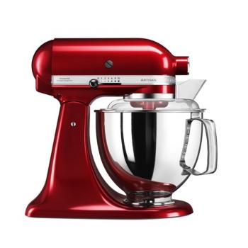 Kuchyňský robot KitchenAid Artisan 5KSM175PSECA červený