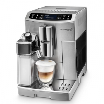 Espresso DeLonghi PrimaDonna S Evolution ECAM 510.55.M stříbrné
