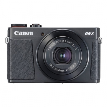 Digitální fotoaparát Canon PowerShot G9 X Mark II černý