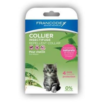 Obojek Francodex repelentní kotě