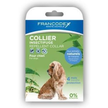 Obojek Francodex repelentní střední pes