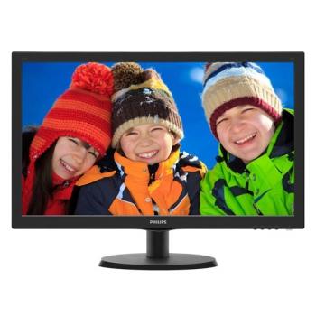 Monitor Philips 223V5LSB černý